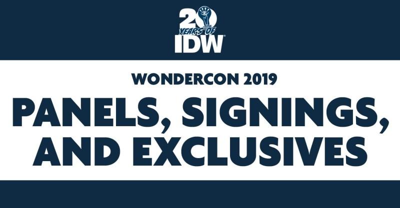 WonderCon 2019 Announcements