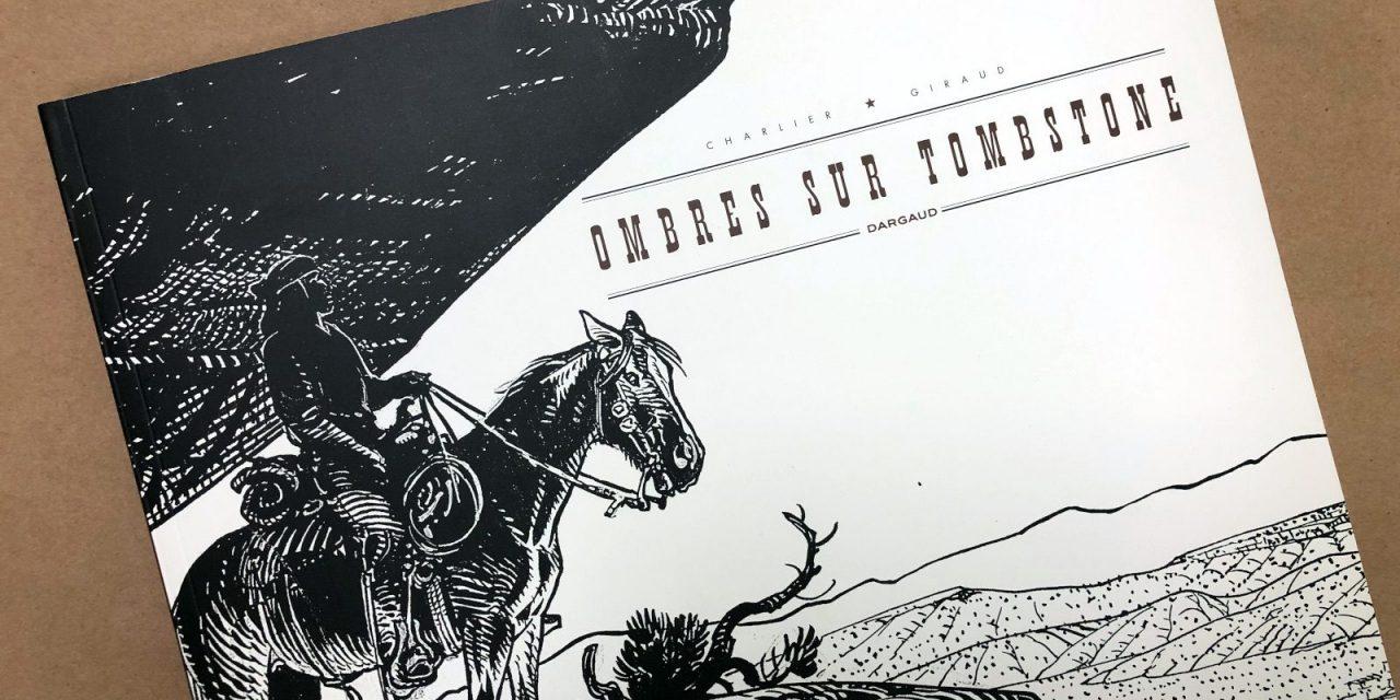 Ombres Sur Tombstone Édition Noir Et Blanc