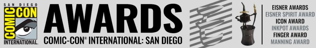 2019 Eisner Award Winners