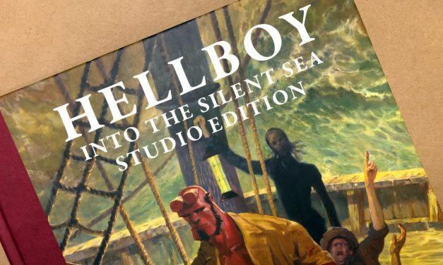 Hellboy: Into The Silent Sea Studio Edition