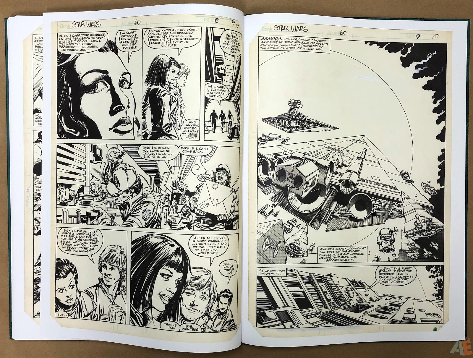 Walter Simonson Star Wars Artist's Edition