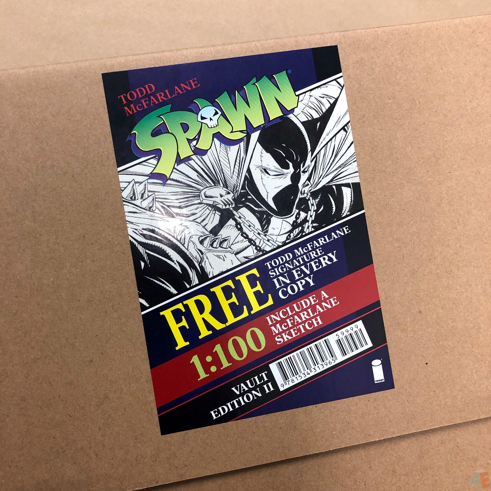 Spawn: Vault Edition II 48