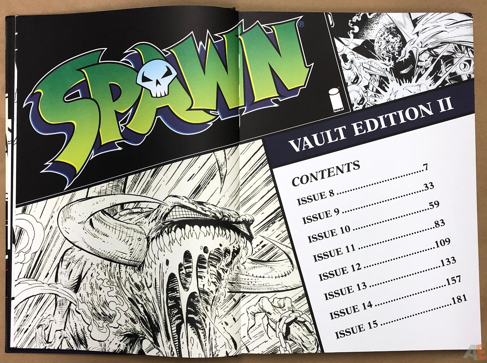 Spawn: Vault Edition II 8