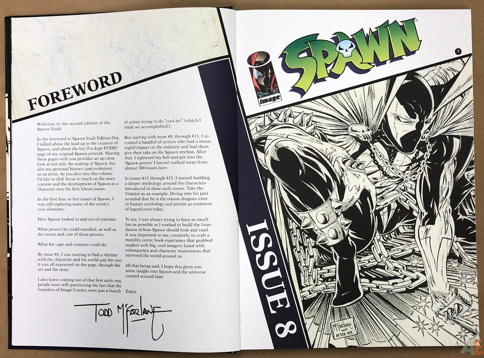 Spawn: Vault Edition II 10