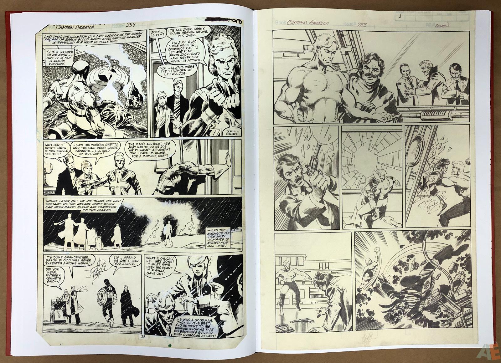 John Byrne's Marvel Classics Artifact Edition 22