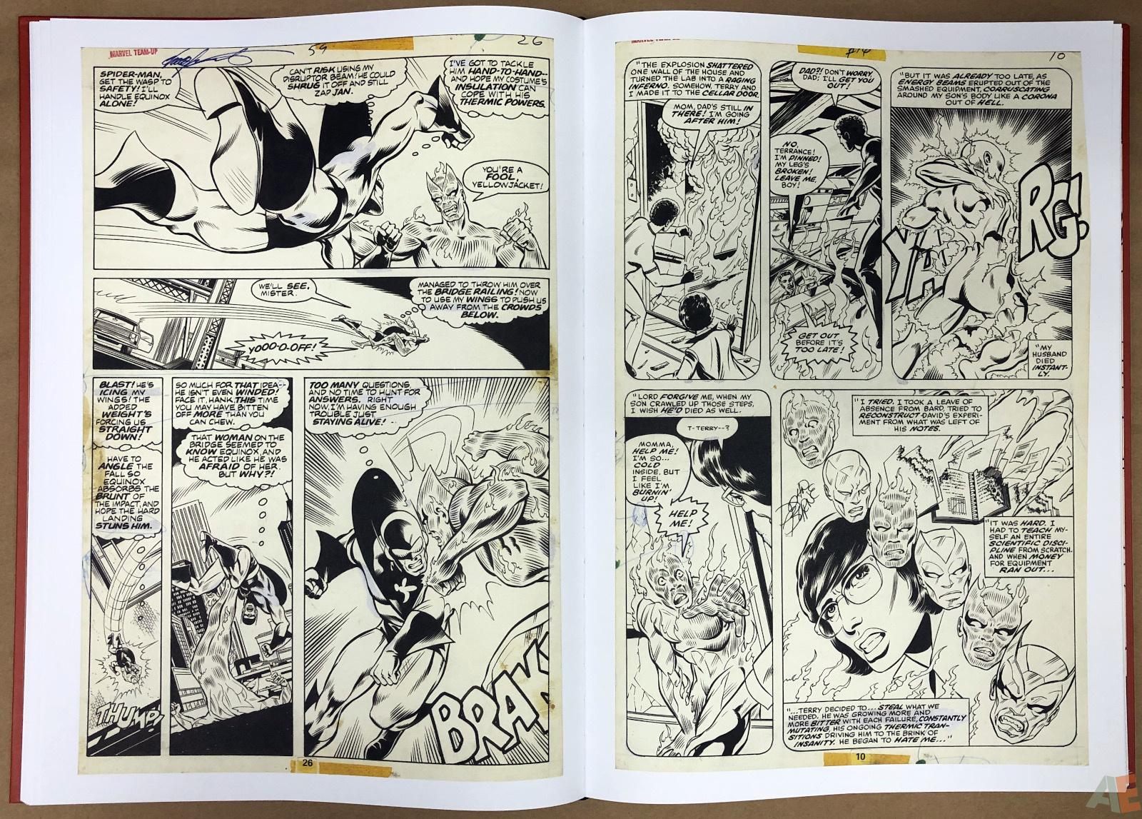 John Byrne's Marvel Classics Artifact Edition 24