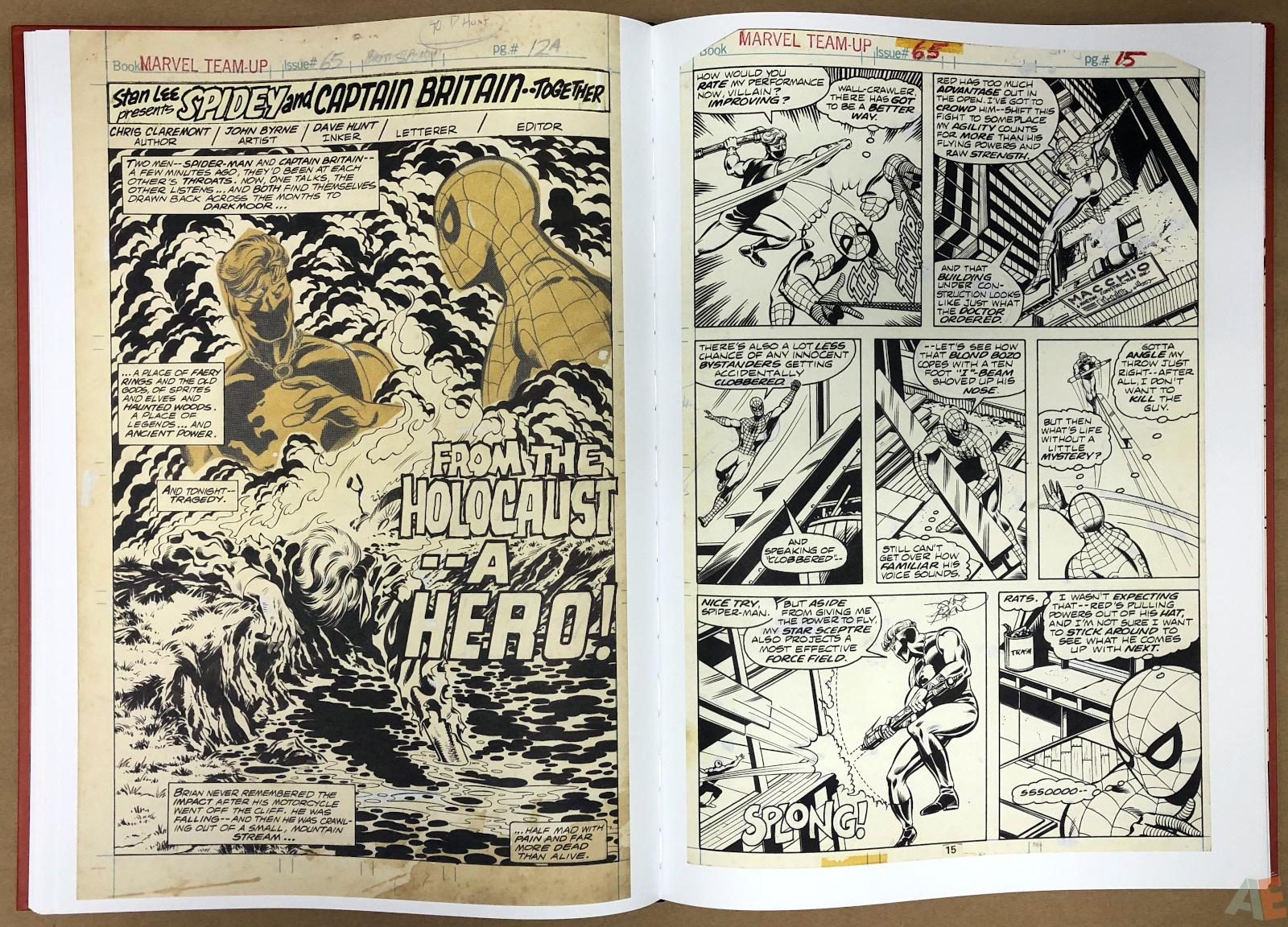 John Byrne's Marvel Classics Artifact Edition 28
