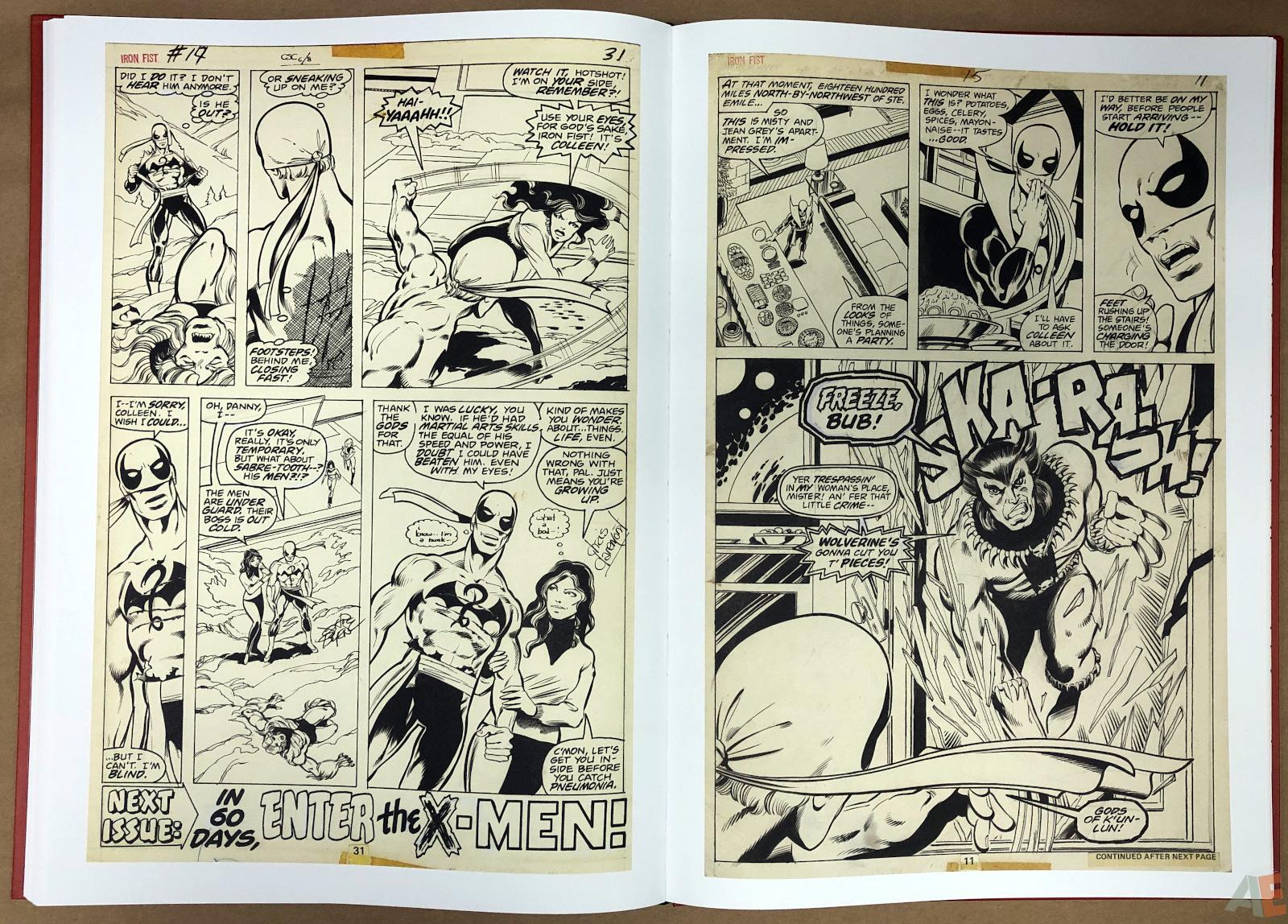 John Byrne's Marvel Classics Artifact Edition 34