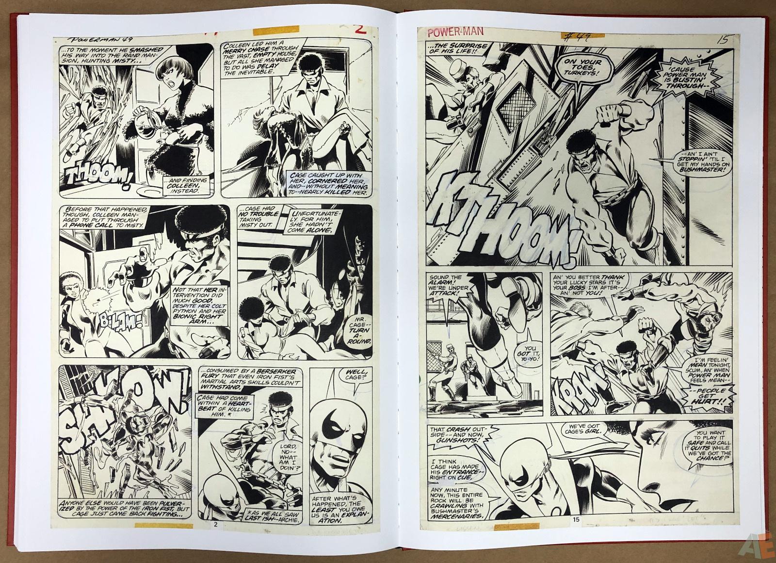 John Byrne's Marvel Classics Artifact Edition 40