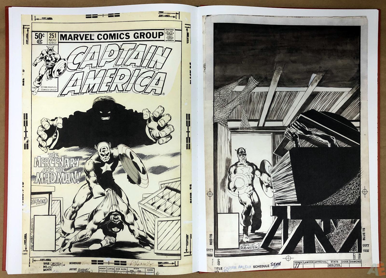 John Byrne's Marvel Classics Artifact Edition 44