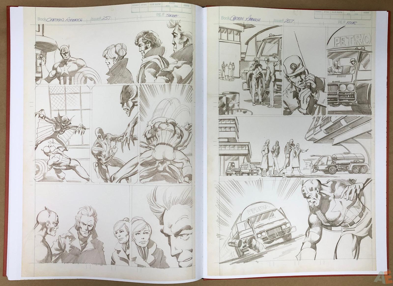 John Byrne's Marvel Classics Artifact Edition 46