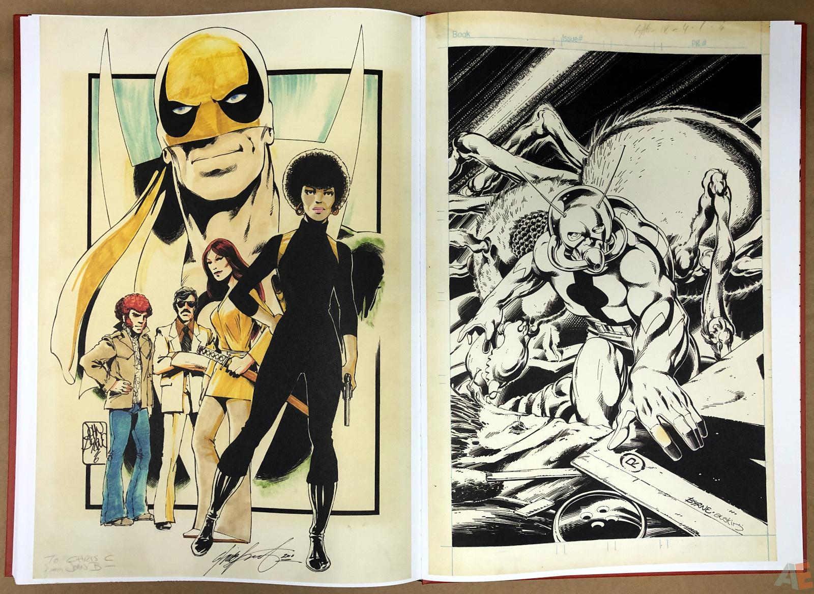 John Byrne's Marvel Classics Artifact Edition 48