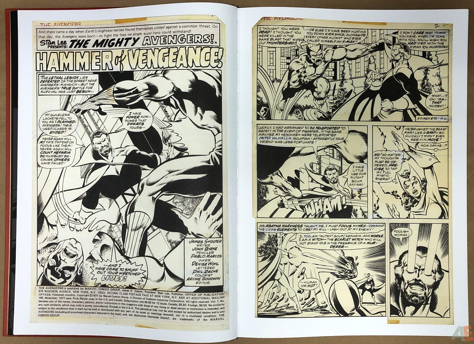 John Byrne's Marvel Classics Artifact Edition 10