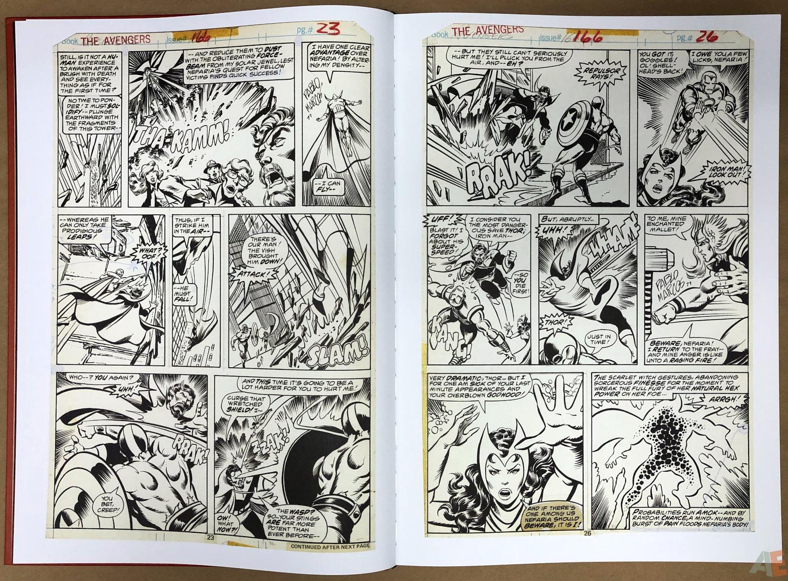 John Byrne's Marvel Classics Artifact Edition 12