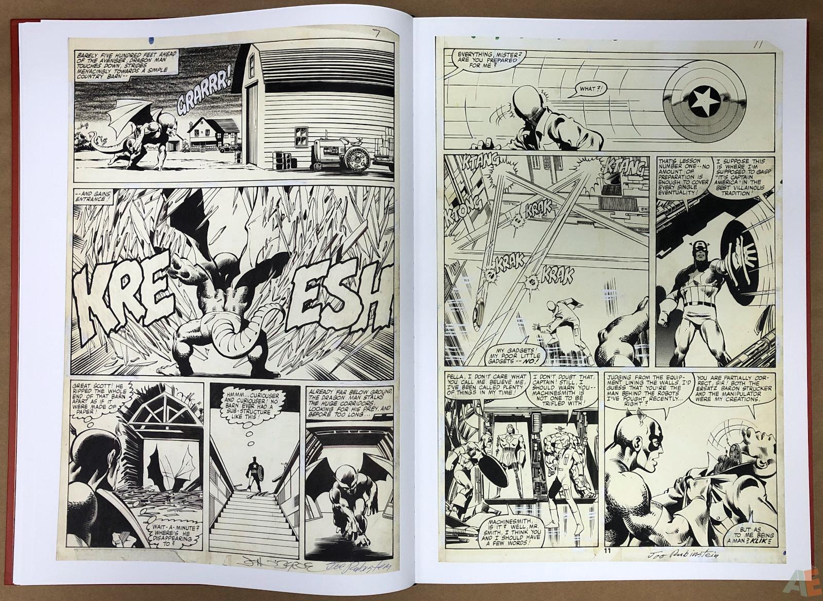 John Byrne's Marvel Classics Artifact Edition 18