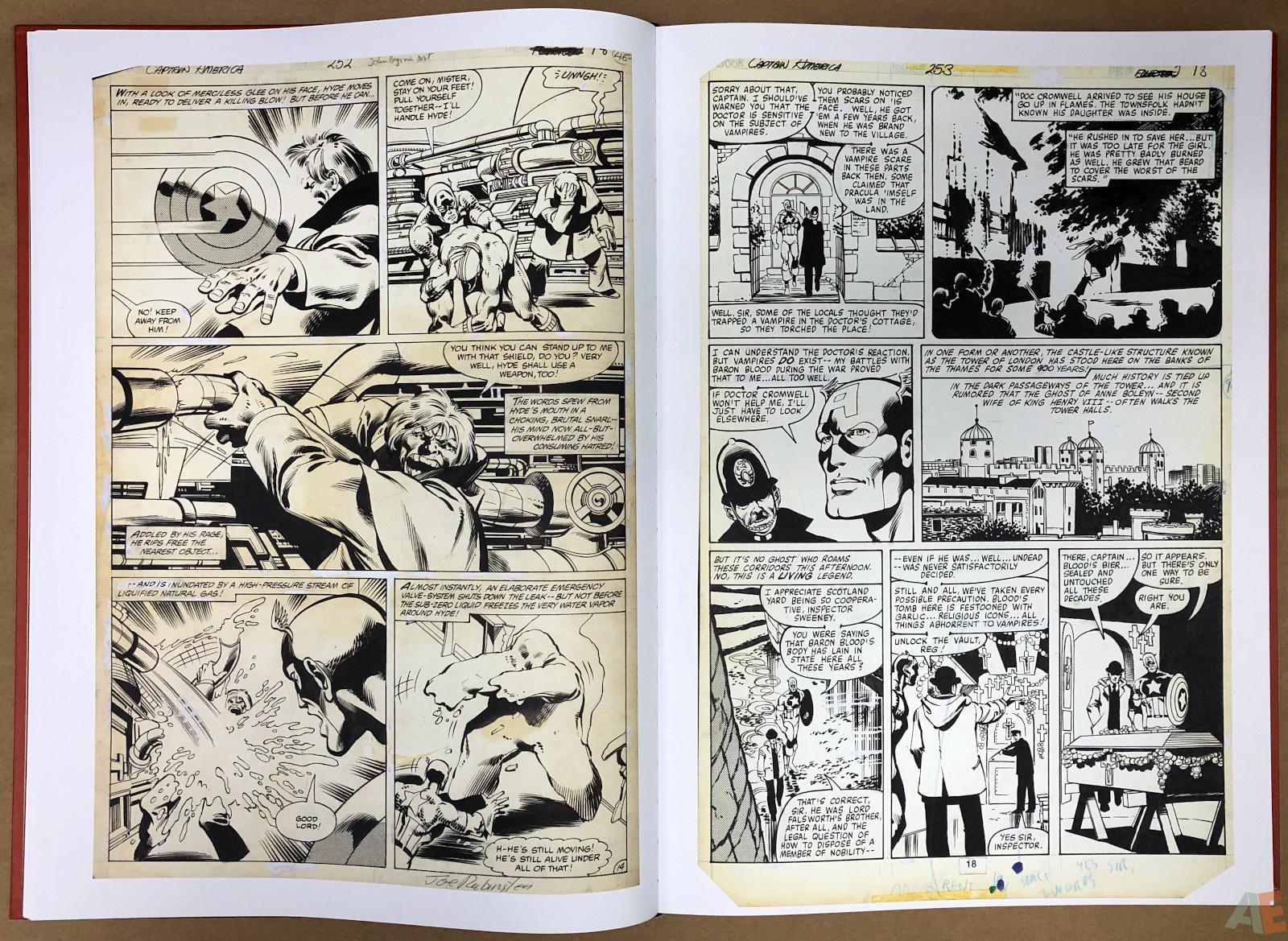 John Byrne's Marvel Classics Artifact Edition 20