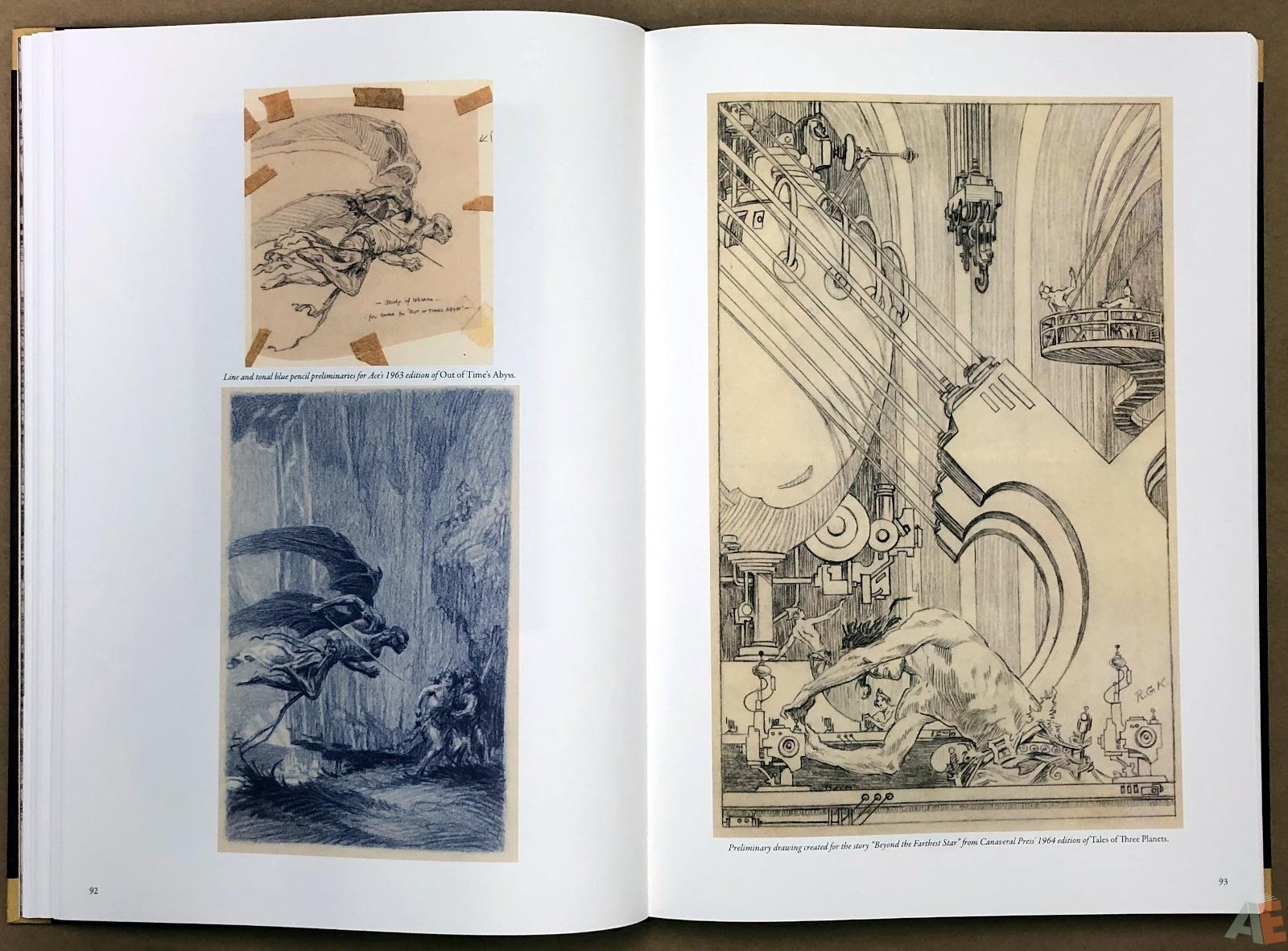 Roy G. Krenkel: Father of Heroic Fantasy - A Centennial Celebration 21