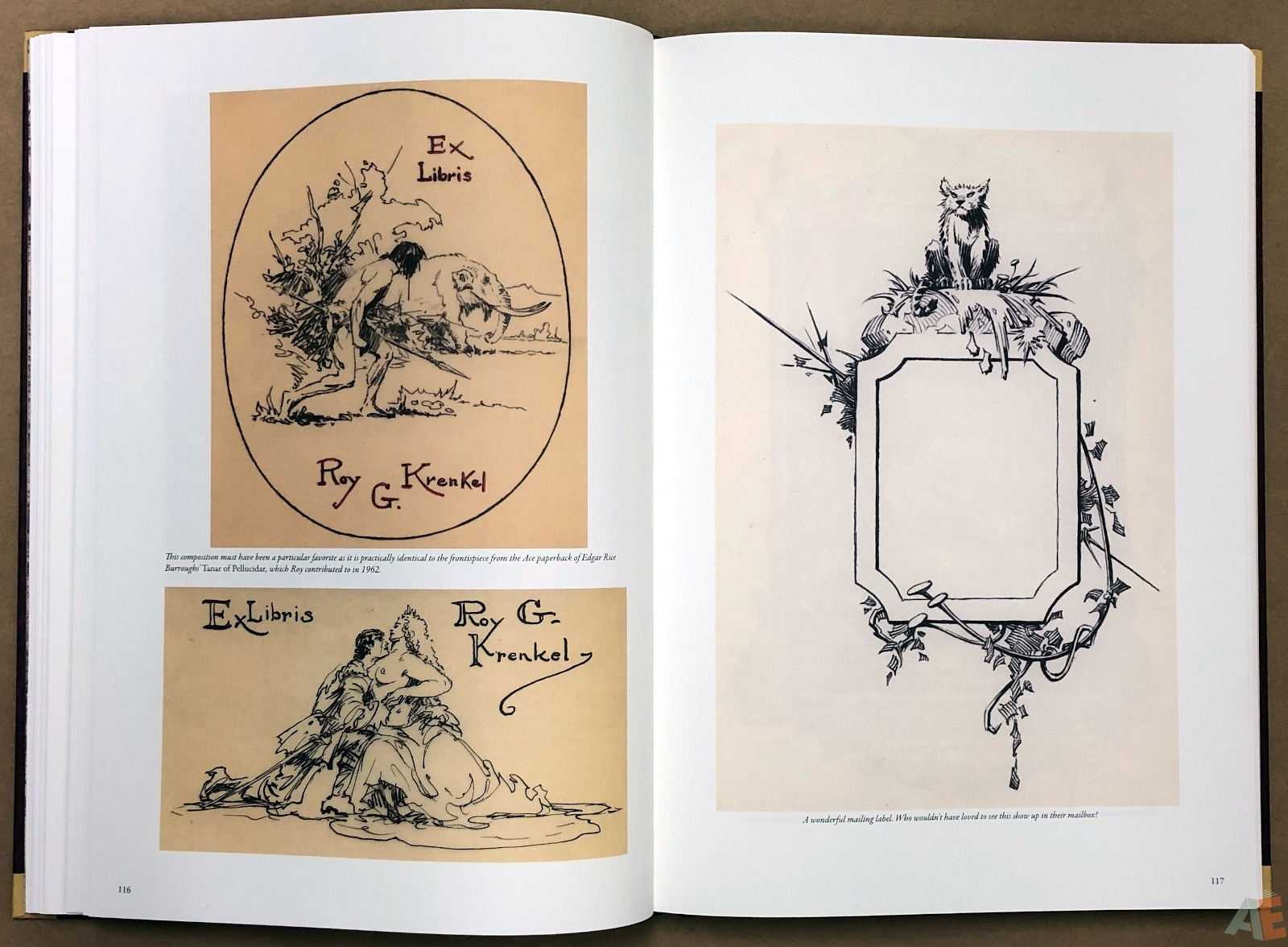 Roy G. Krenkel: Father of Heroic Fantasy - A Centennial Celebration 23