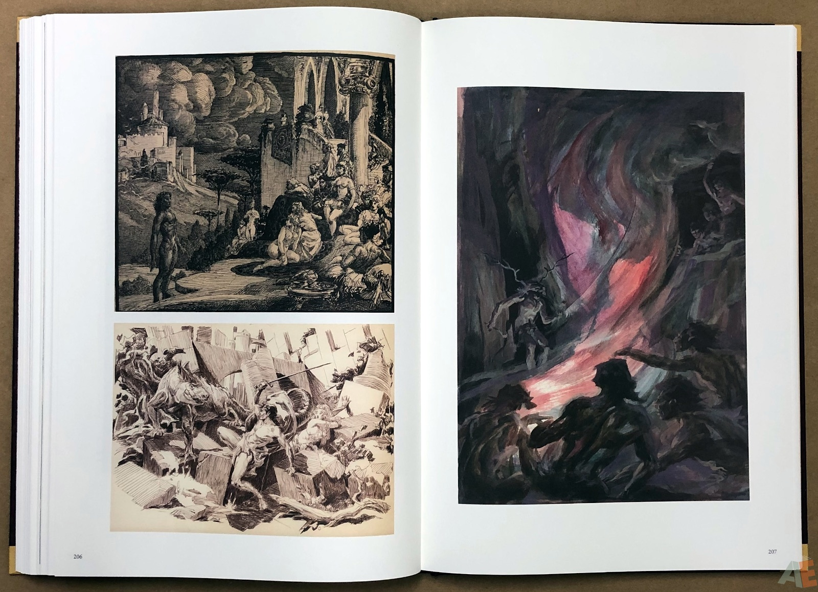 Roy G. Krenkel: Father of Heroic Fantasy - A Centennial Celebration 39