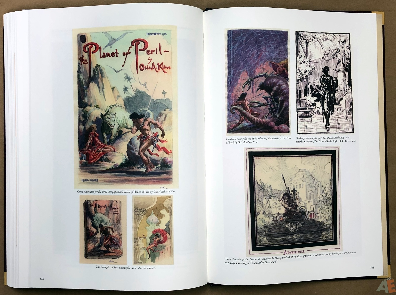 Roy G. Krenkel: Father of Heroic Fantasy - A Centennial Celebration 59