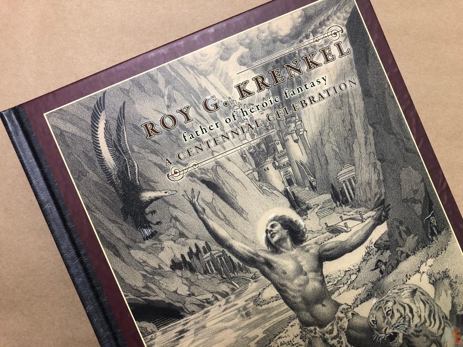 Roy G. Krenkel: Father of Heroic Fantasy - A Centennial Celebration 65