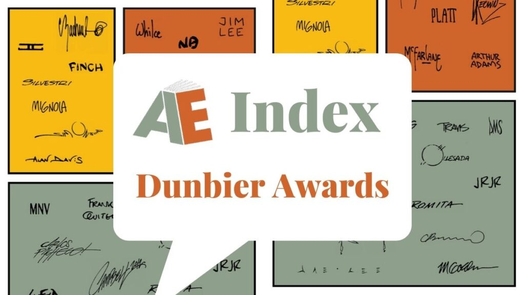 AE Index Dunbier Awards Featured