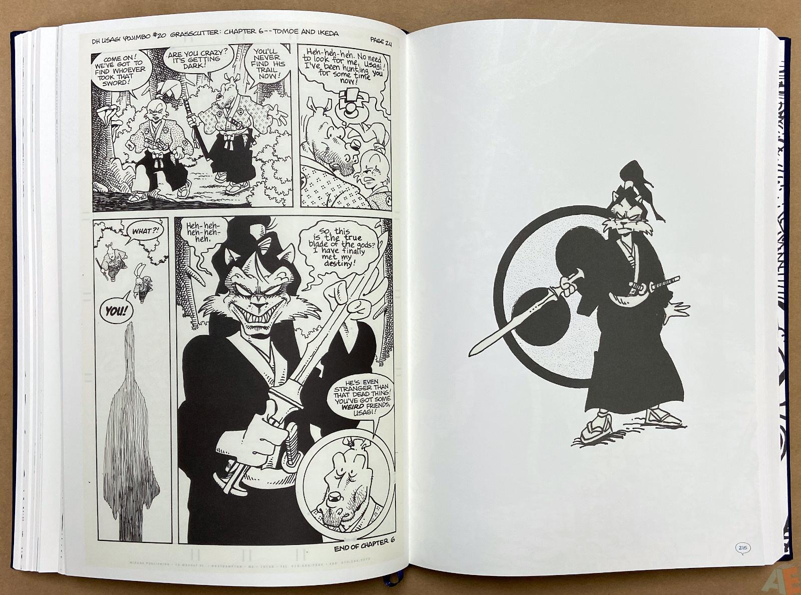 Stan Sakai Usagi Yojimbo: The Complete Grasscutter Artist Select 26