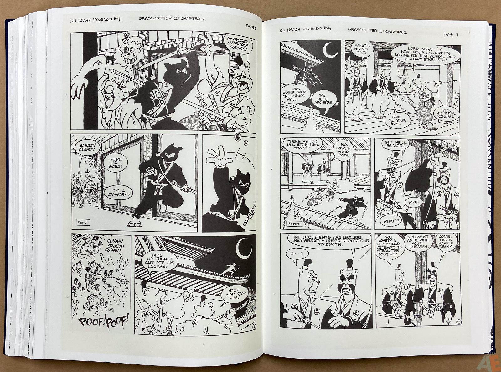 Stan Sakai Usagi Yojimbo: The Complete Grasscutter Artist Select 34