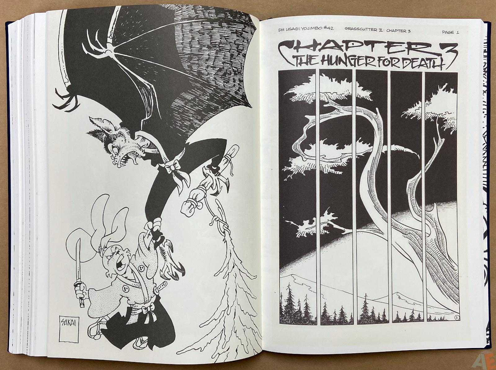 Stan Sakai Usagi Yojimbo: The Complete Grasscutter Artist Select 36