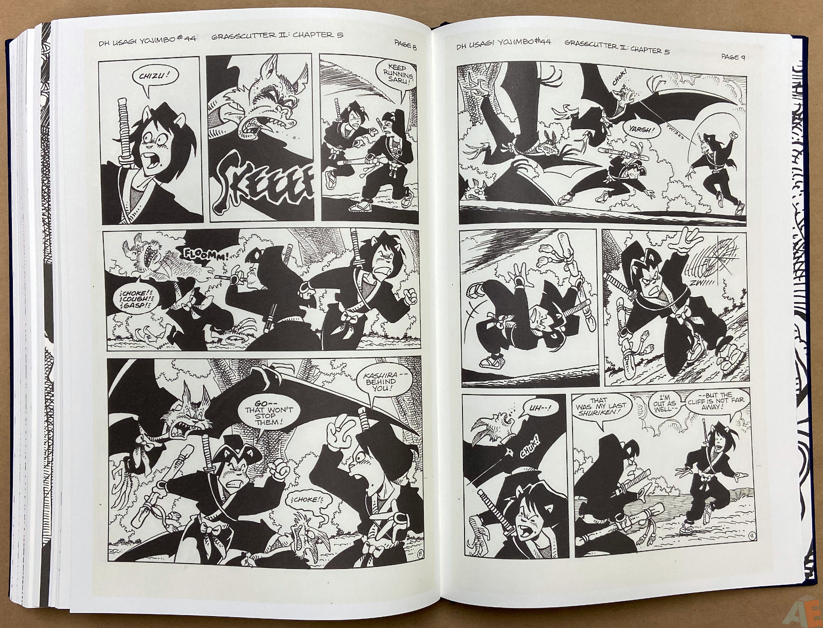 Stan Sakai Usagi Yojimbo: The Complete Grasscutter Artist Select 42