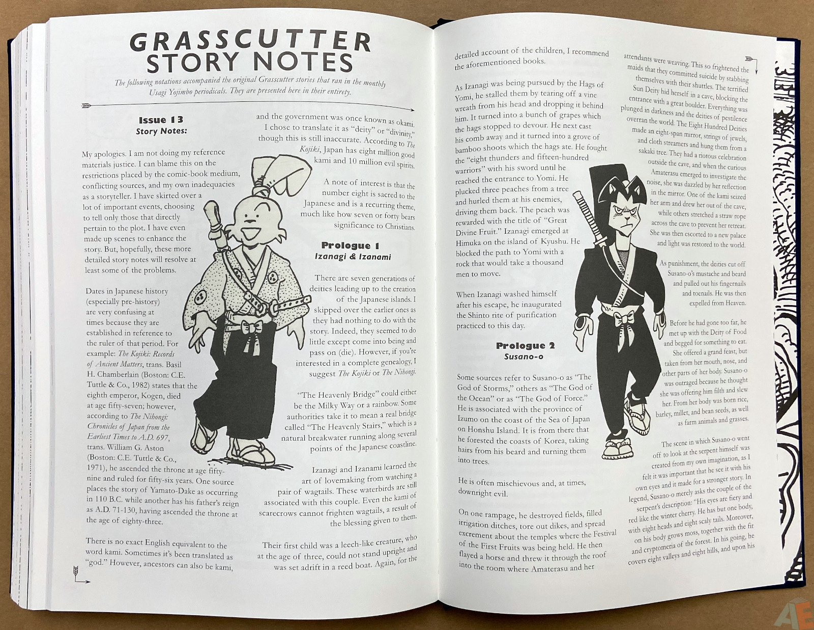 Stan Sakai Usagi Yojimbo: The Complete Grasscutter Artist Select 44