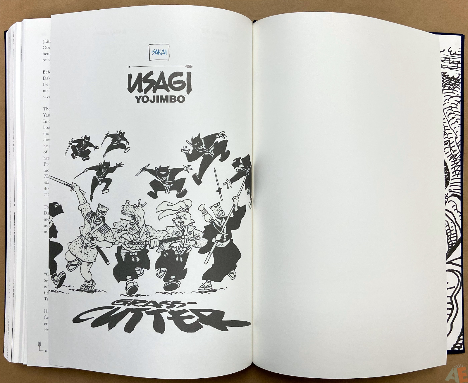 Stan Sakai Usagi Yojimbo: The Complete Grasscutter Artist Select 48
