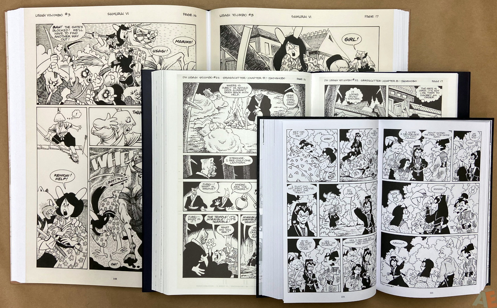 Stan Sakai Usagi Yojimbo: The Complete Grasscutter Artist Select 52