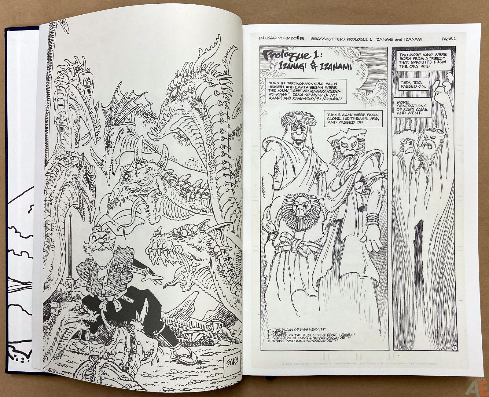 Stan Sakai Usagi Yojimbo: The Complete Grasscutter Artist Select 8