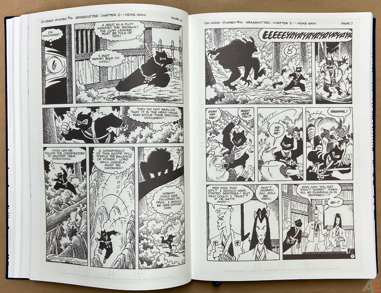 Stan Sakai Usagi Yojimbo: The Complete Grasscutter Artist Select 18