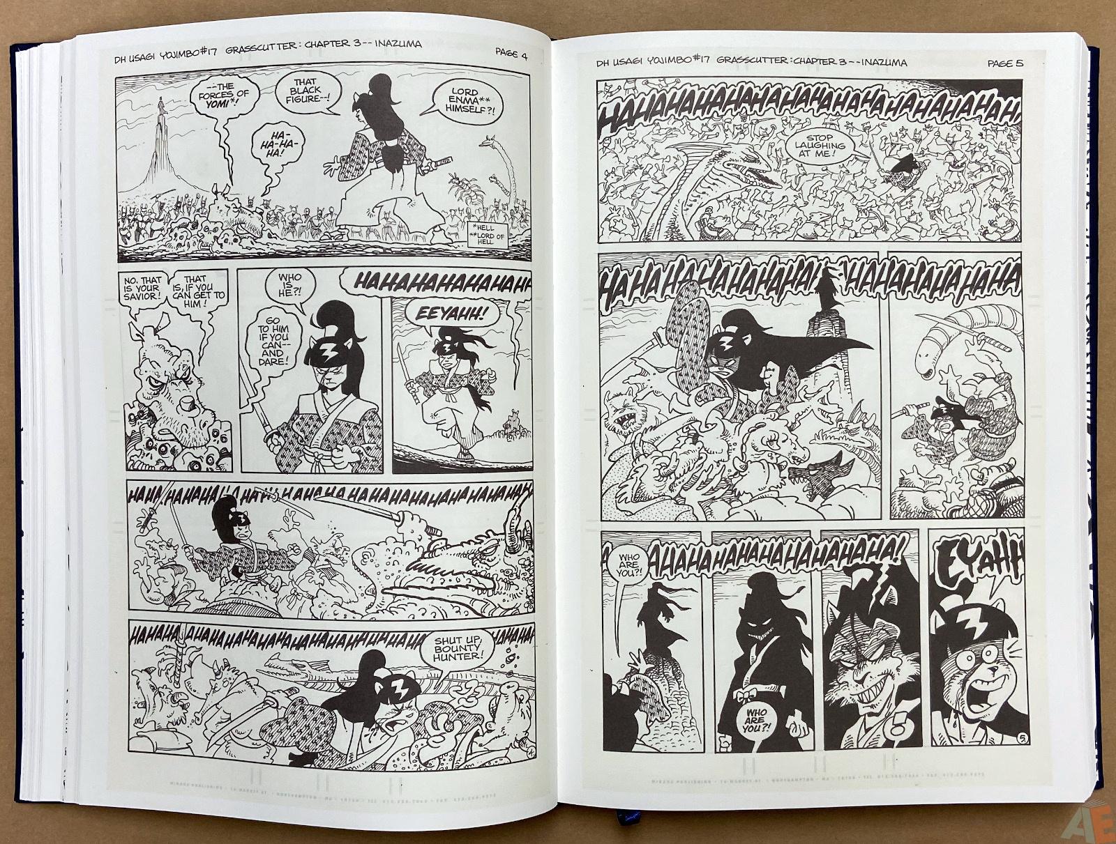 Stan Sakai Usagi Yojimbo: The Complete Grasscutter Artist Select 20