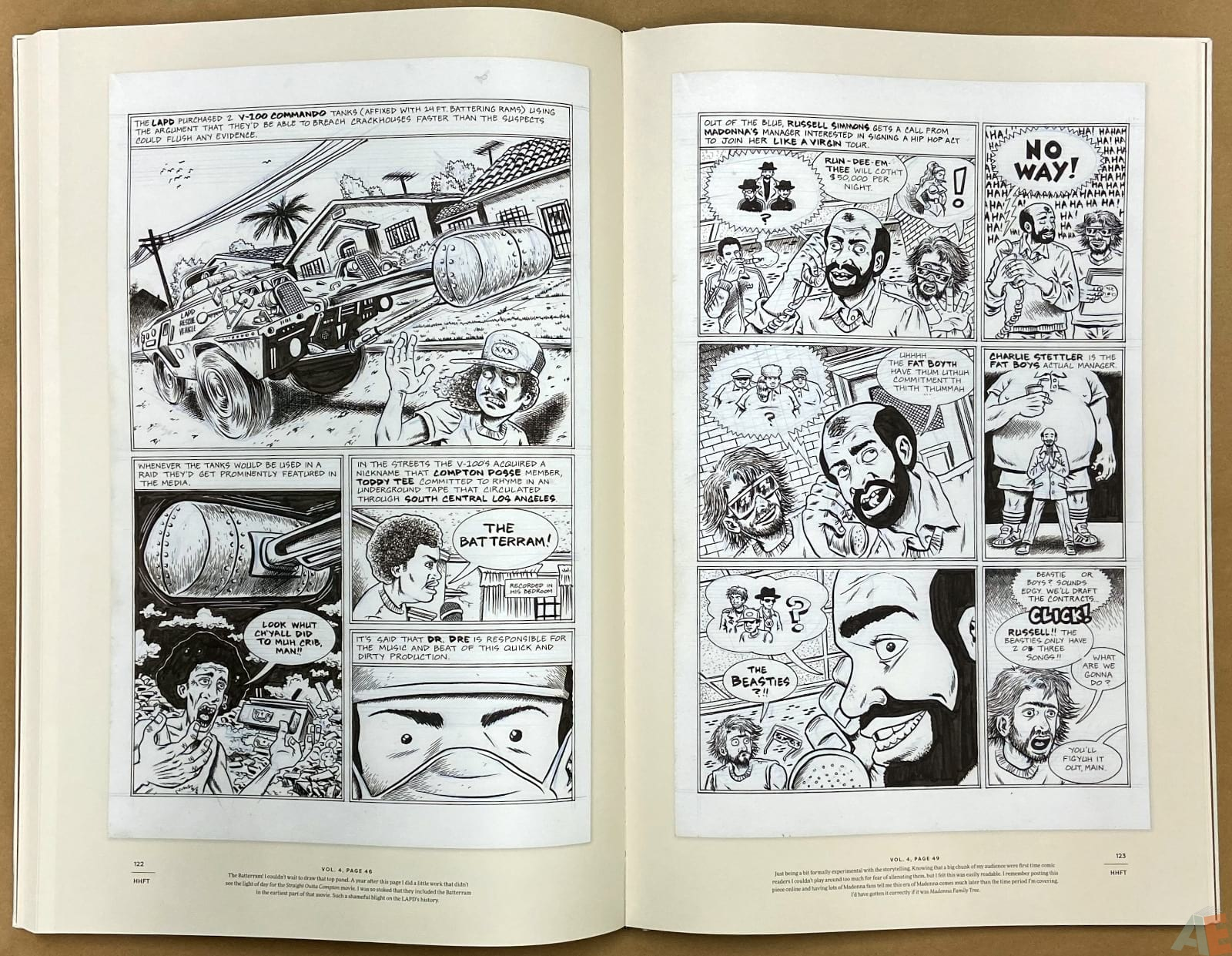 Ed Piskor The Fantagraphics Studio Edition interior 12