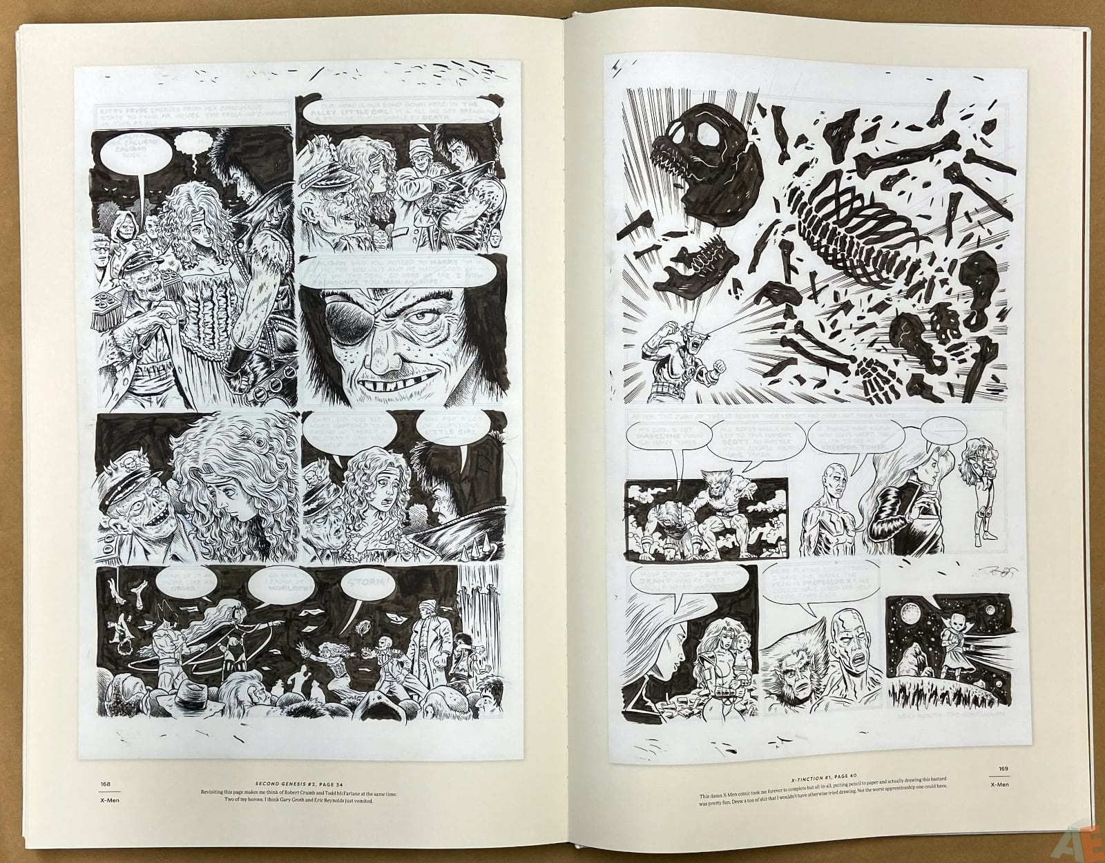Ed Piskor The Fantagraphics Studio Edition interior 18