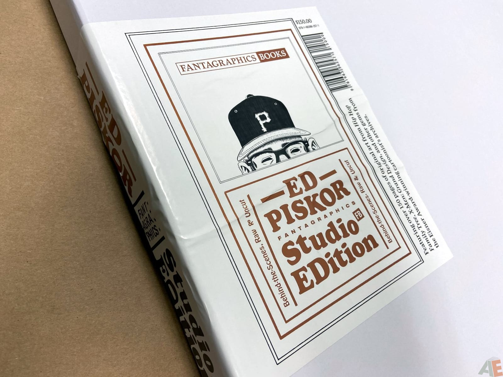 Ed Piskor The Fantagraphics Studio Edition interior 21