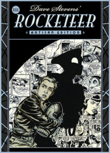 Dave Stevens The Rocketeer Artisan Edition cover