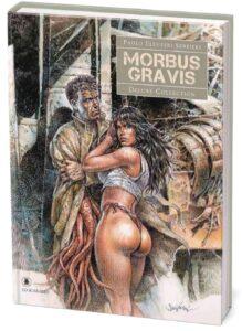 Morbus Gravis Deluxe Edition cover