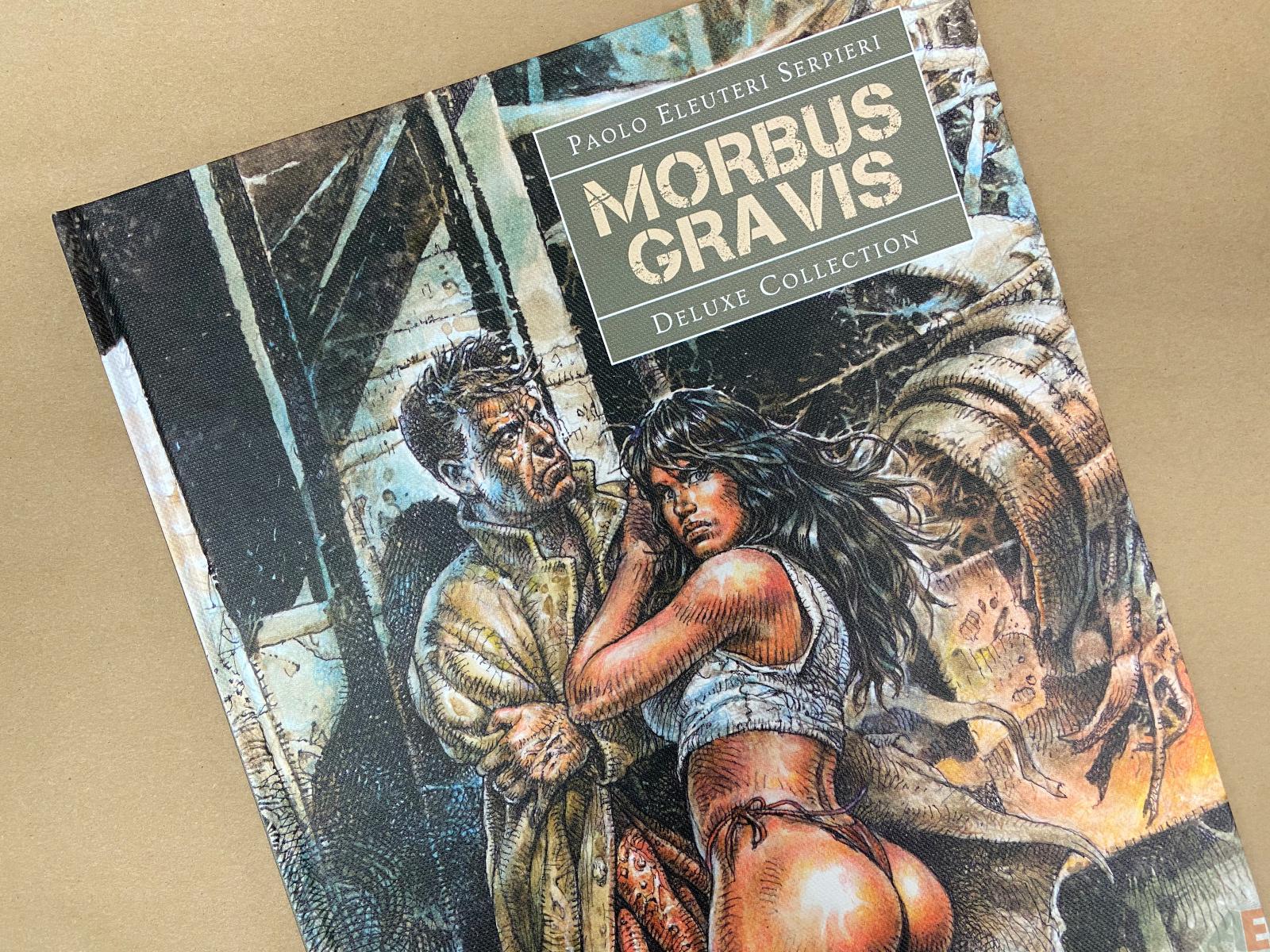 Morbus Gravis Deluxe Edition interior 14