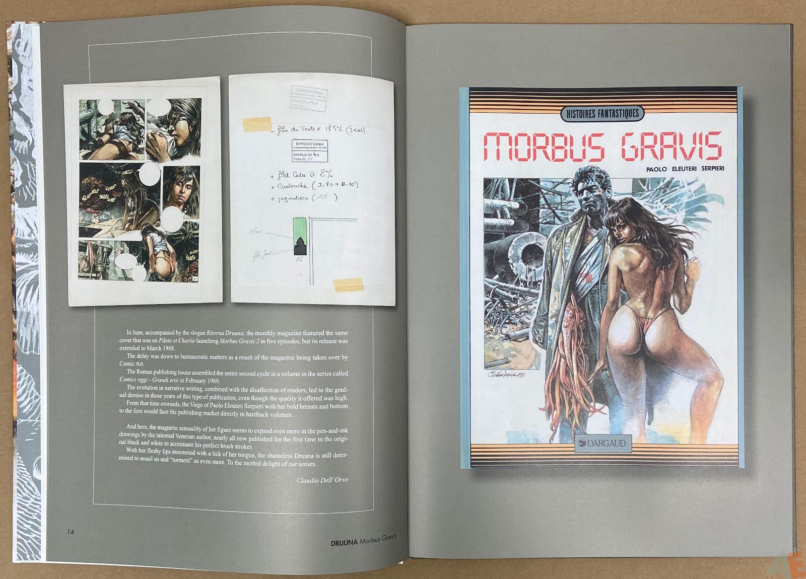 Morbus Gravis Deluxe Edition interior 3