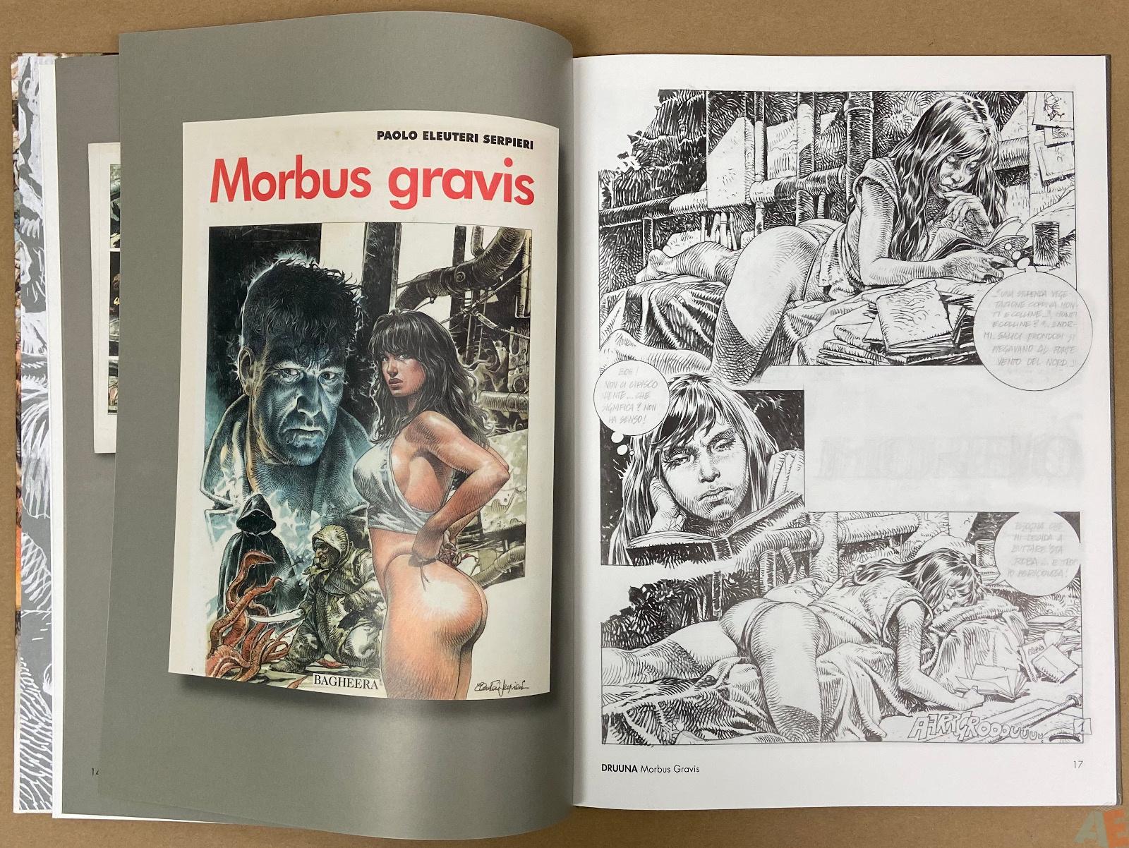 Morbus Gravis Deluxe Edition interior 4