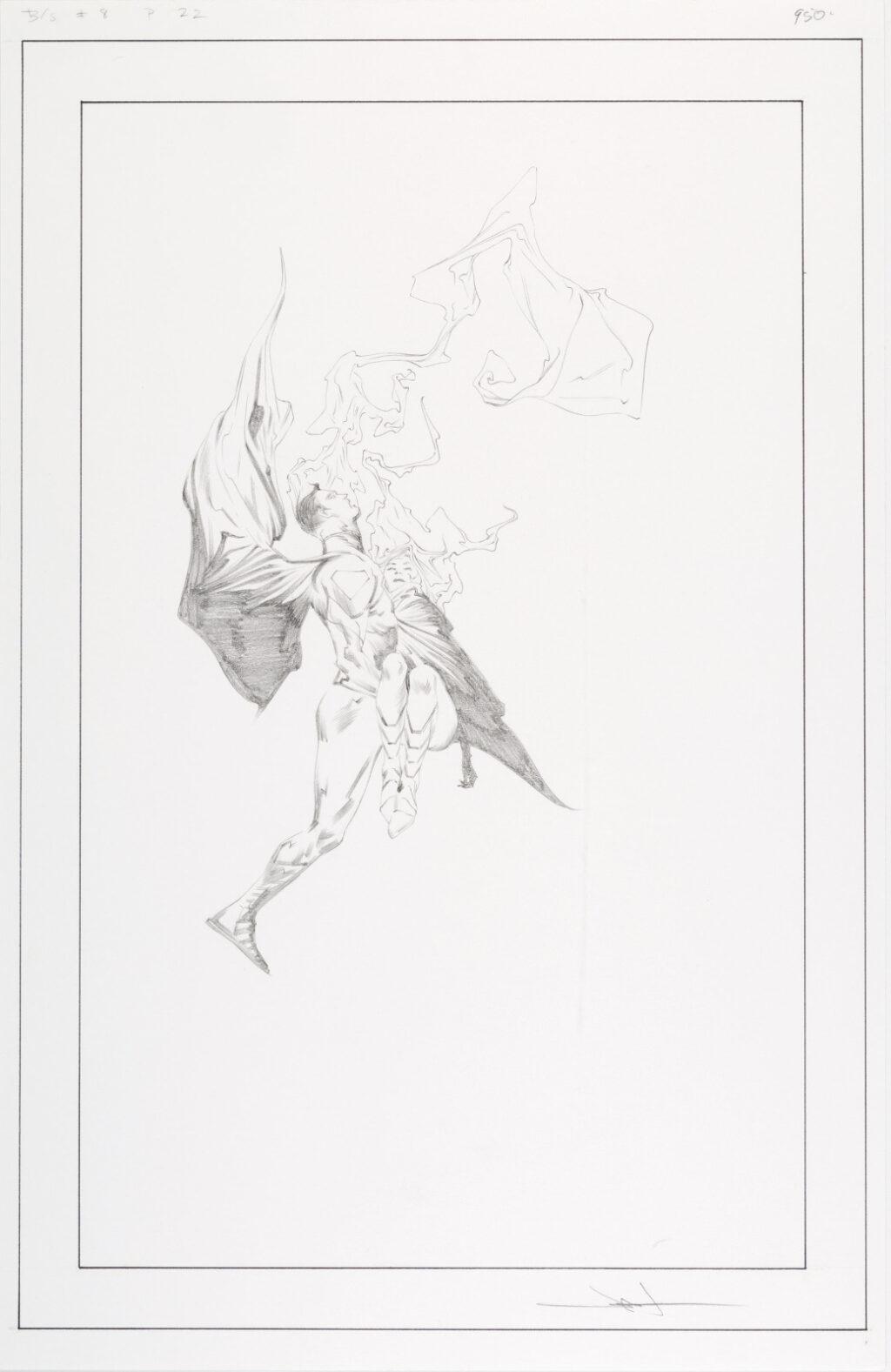 Batman Superman issue 8 page 22 by Jae Lee