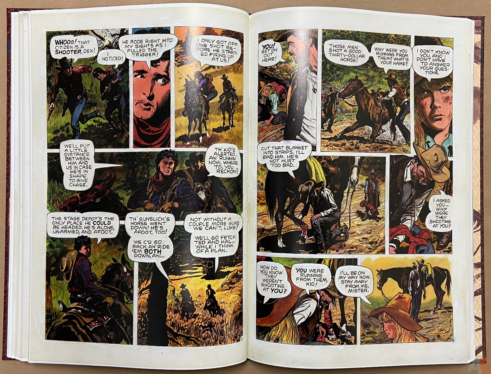 Doug Wildeys Rio The Complete Saga interior 10
