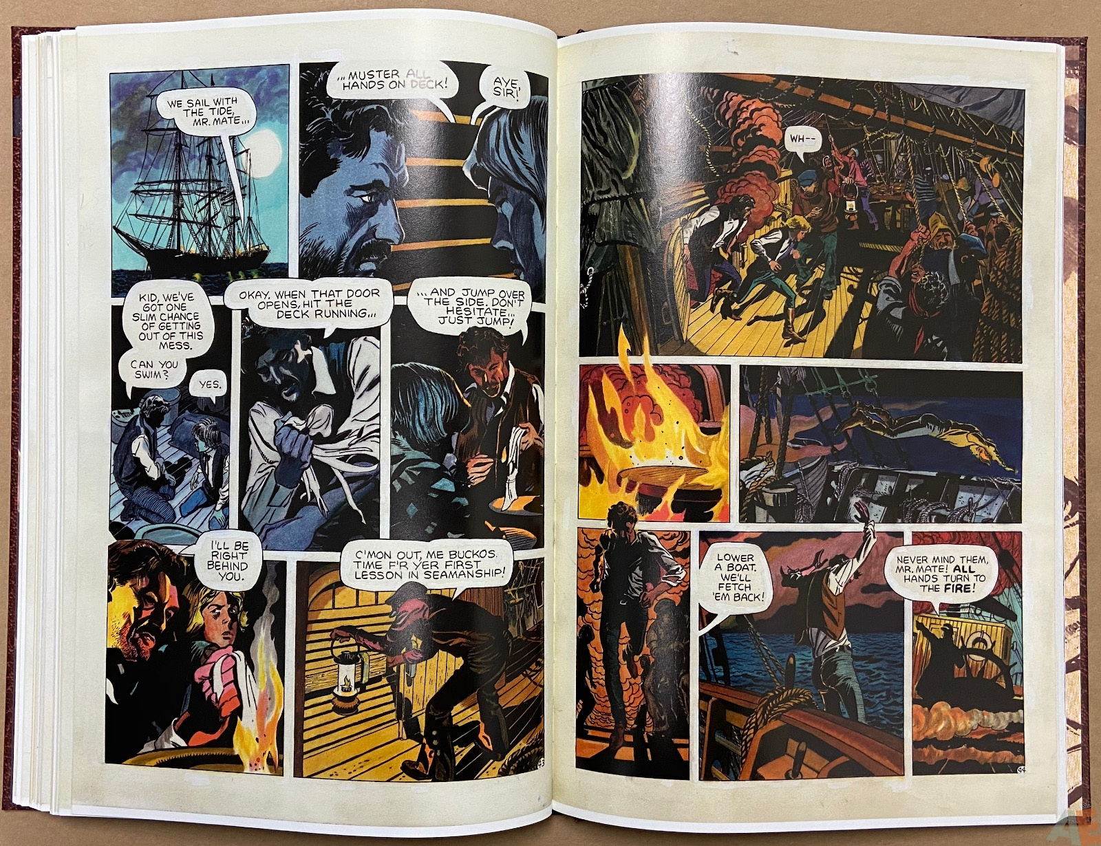 Doug Wildeys Rio The Complete Saga interior 11