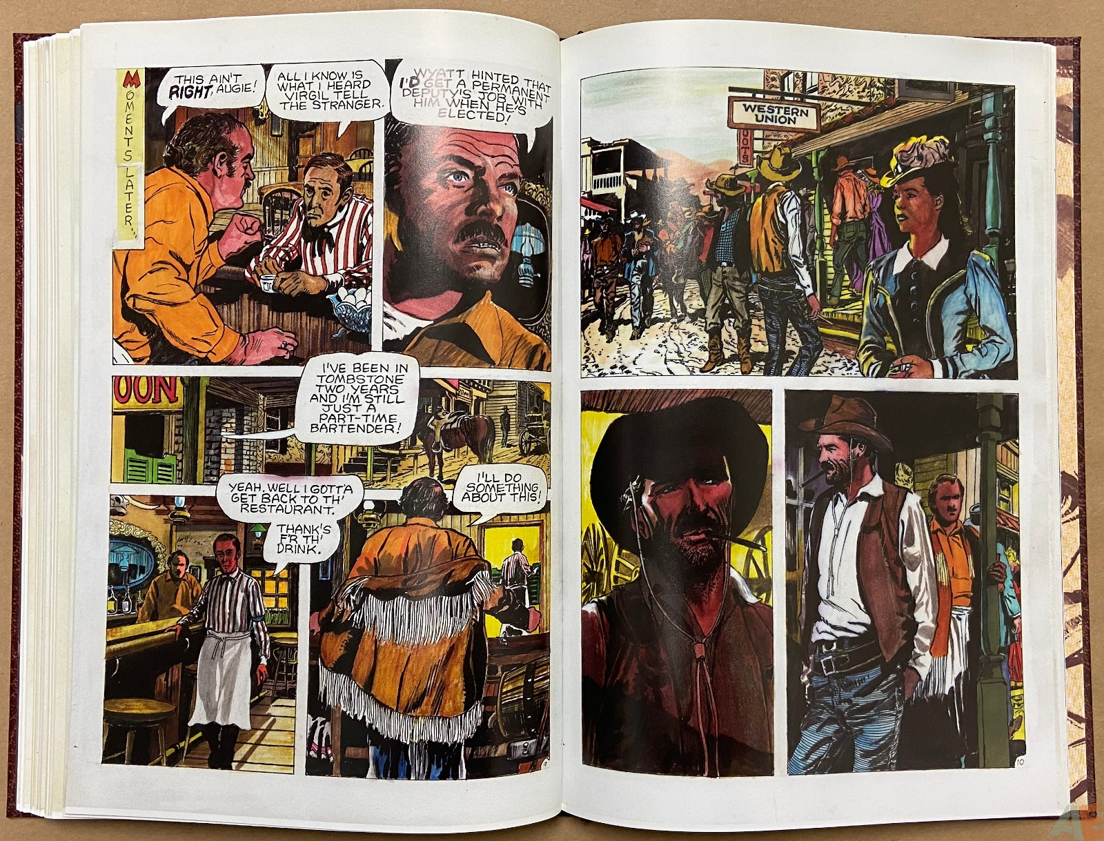 Doug Wildeys Rio The Complete Saga interior 12