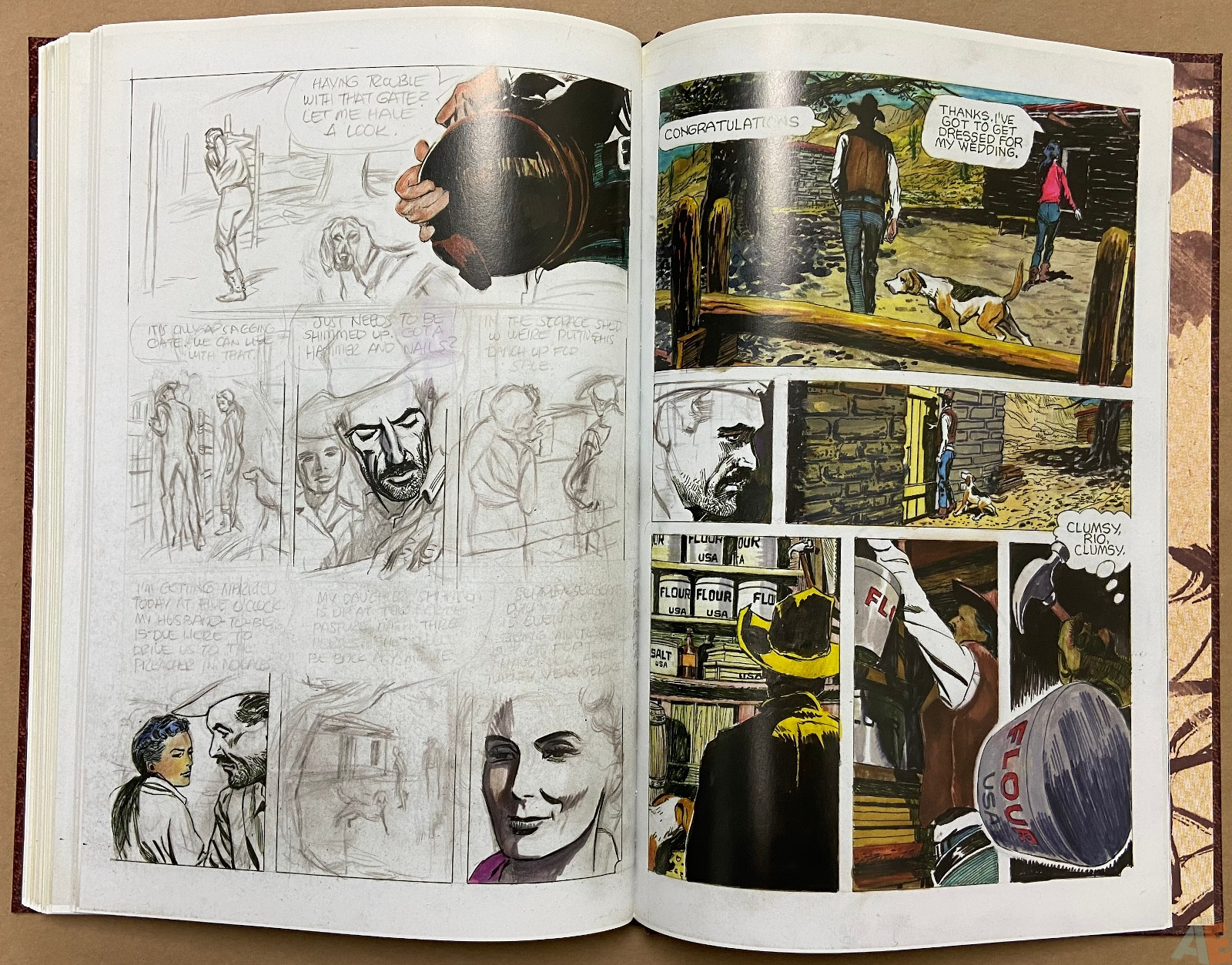 Doug Wildeys Rio The Complete Saga interior 13