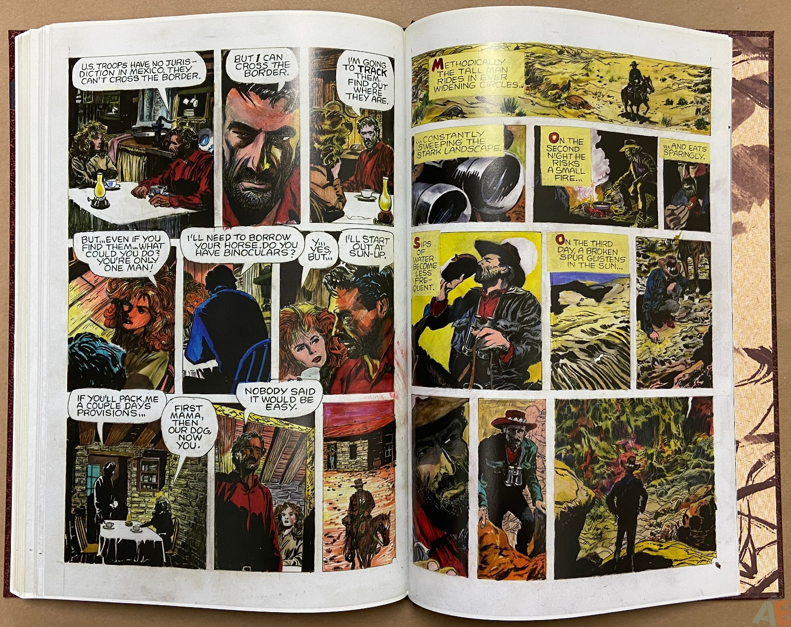 Doug Wildeys Rio The Complete Saga interior 14